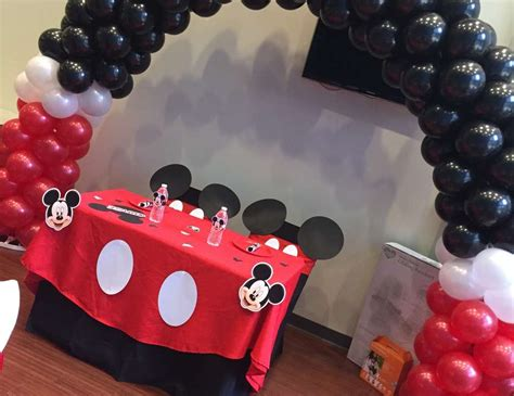 Baby Shower Decorations Mickey Mouse by Mickey Mouse Baby Shower Cimvitation