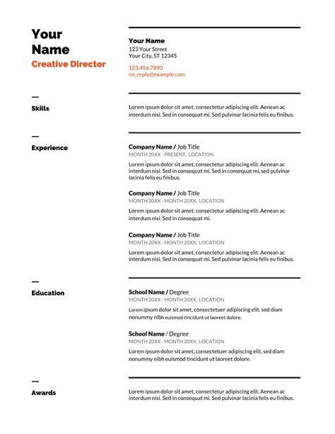 charming google drive resume template 2 use google docs resume