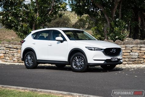 mazda x5 2017 mazda cx 5 maxx sport review video performancedrive