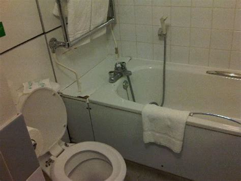 bathroom setup picture of victory services club