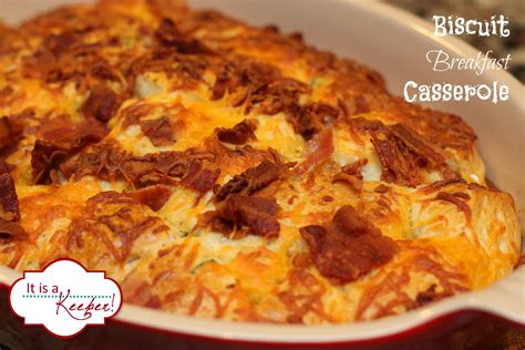 easy breakfast casserole it is a keeper