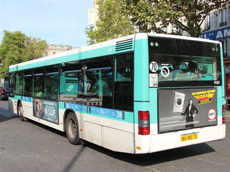 si鑒e de la ratp trans phototh 232 que autobus nl 223 ratp 38