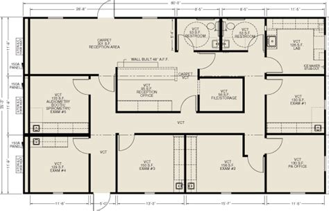 small office floor plan sles and conceptdraw sles sle office floor plans 4 small offices floor plans office