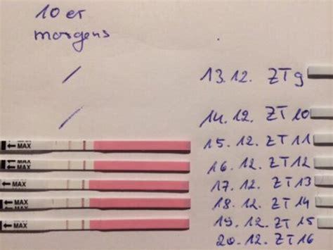 wann test nach eisprung ovulationstest vol 7 hibbeln auf 2018 kinderwunsch