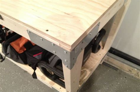 heavy duty work bench plans j project homemade weight bench plans diy