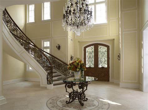 two story foyer hgtv