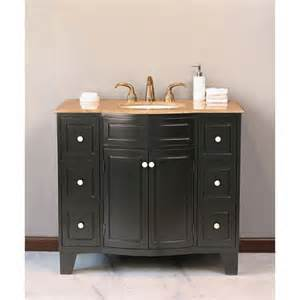 single sink bathroom vanities milani 40 inch single sink bathroom vanity by virtu