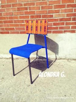 Chaise Mexicaine by Dyi Chaise Mexicaine Meubles Vintage Montreal Vintage