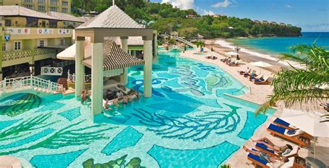 sandals la toc win a luxury to sandals lucia things