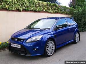 For Sale Pistonheads Ford Focus Rs For Sale Pistonheads