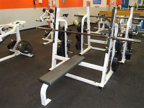 precor bench press midwest used fitness equipment paramount flat bench press pfw 7100