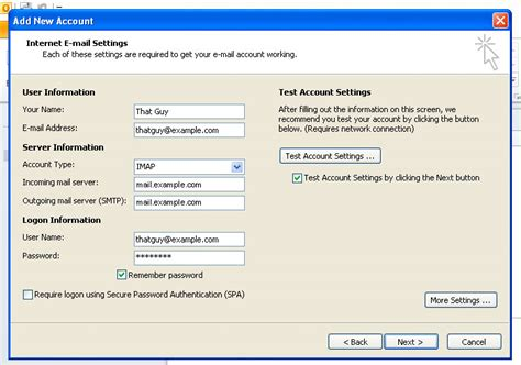 Configure Xp To Send Email | how to outlook configuration questohub
