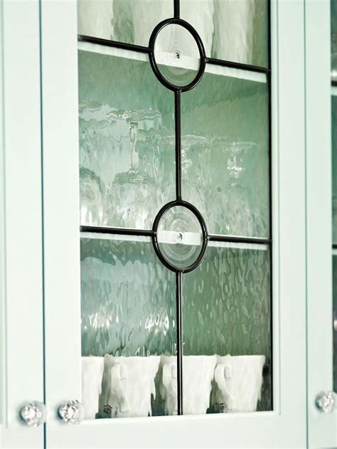 Leaded Glass Kitchen Cabinet Doors by 25 Best Ideas About Glass Cabinet Doors On Pinterest