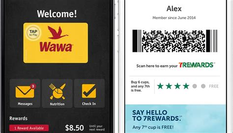 Gift Card Reward Apps - rewards app wars wawa vs 7 eleven philadelphia magazine