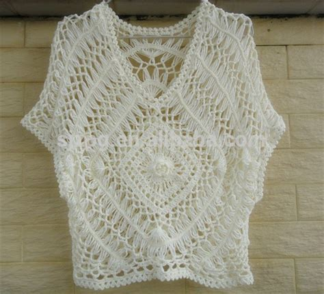 Handmade Tops - handmade crochet t shirts crochet summer tops crochet top