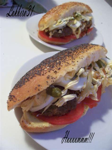 petits pains sandwich toute la cuisine que j aime