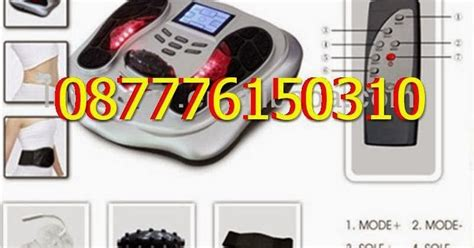 Alat Pijat Refleksi 3 D Massager alat pijat kaki 087776150310 stimulator magnetic pluse foot massager nk 188 elektronik wave