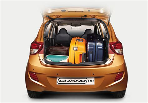Home Interiors In Chennai What Is The Boot Space Of Hyundai Grand I10 Cardekho Com