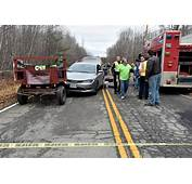 Driver In Deadly Waterville Wagon Accident Says Hes