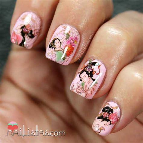 fotos uñas decoradas halloween unas decorada uas decoradas lindas con flores y french
