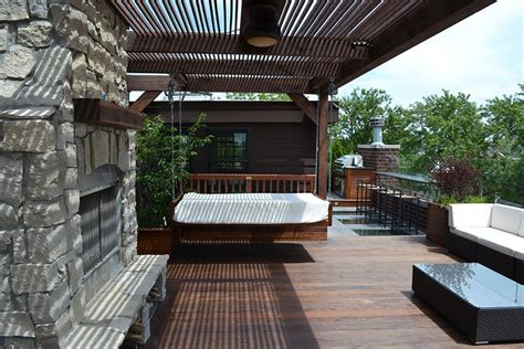 704 best outdoor spaces images on pinterest roof terraces roof deck lakeview elevated style chicago roof deck
