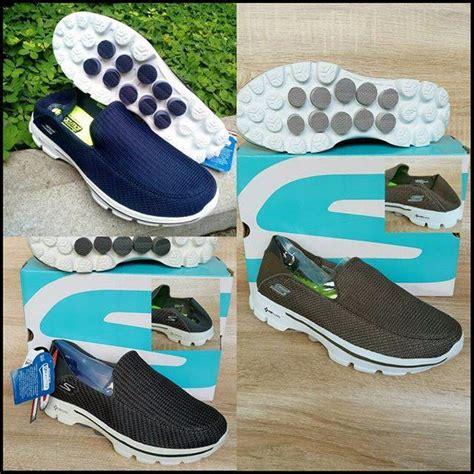 Skechers Gowalk 3 Ignite Skechers Sepatu Pria jual sandal sepatu crocs 187 jual skechers terbaru gowalk 3 lounge injek harga