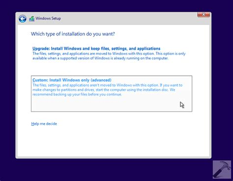 install windows 10 how to guide how to make clean install of windows 10