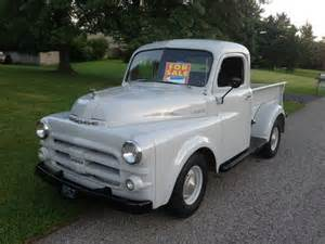 1952 Dodge Truck For Sale Purchase Used 1952 Dodge B3 Flathead 6 Cyl