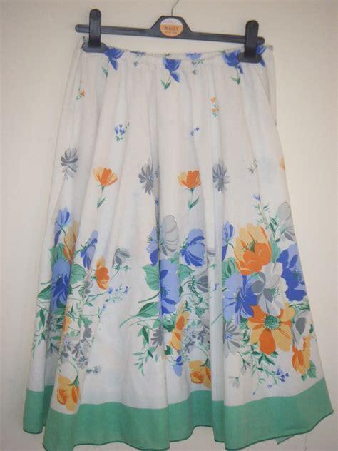full circle skirt   tablecloth