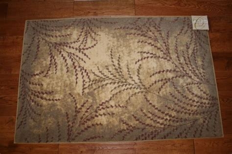 Rubber Backed Kitchen Rugs Kitchen Rubber Backed Runner Rugs 3x4 Kitchen Rug Washable Mat Rugs Leaves Branches Beige