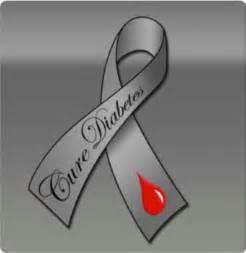 diabetes ribbon color pin by pena on diabetes awareness