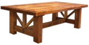 Barnwood Kitchen Table Recycled Barnwood Dining Table Rocky Mountain Furniture Collectio