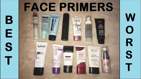 7 Best Makeup Primers by Best And Worst Drugstore Primers