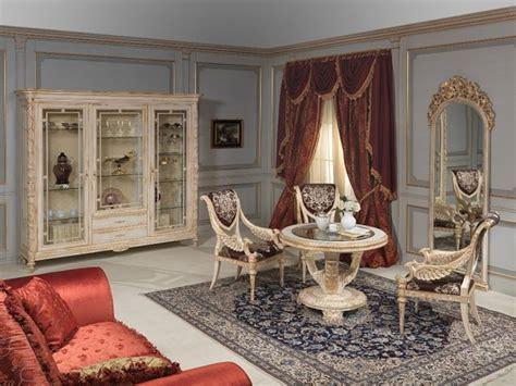 stile luigi xvi mobili collezione white and gold mobili classici in stile luigi xvi