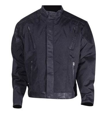 vented leather motorcycle jacket s vented textile leather trim motorcycle jacket