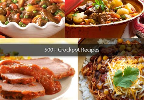 500 crock pot express recipes healthy cookbook for everyday vegan pork beef poultry seafood and more books 187 crockpot meals pdf cooker recipe book