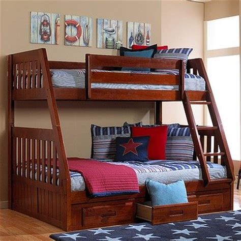 cheap bunk beds twin over full gt cheap merlot twin over full bunk bed shopping