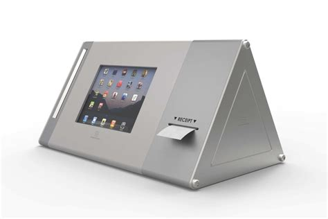 kiosk design on pinterest kiosk pos display and digital the ihold t pos enclosure is a revolutionary design which