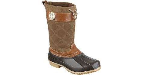 rubber duck boots hilfiger arcadia suede and rubber duck boots in