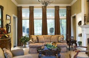 Pictures Of Window Treatments by Window Treatments With Drama And Panache Decorating Den