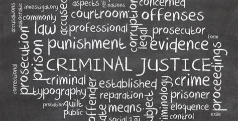 Can You Become A Lawyer With A Criminal Record Benefits Of A Criminal Justice Vs Degree