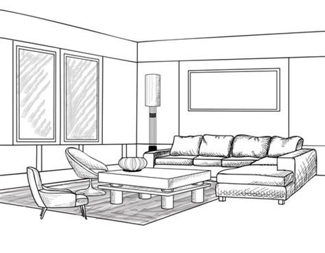 contoh gambar sketsa jendela   28 images   contoh pintu
