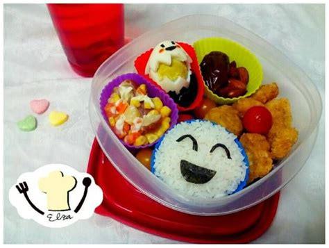 Mini Lunch Box For Kid Kotak Bekal Makan Anak Tahan Panas Hello 105 best images about menu bekal sekolah on healthy lunch ideas pikachu and for