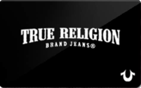 buy true religion brand jeans gift cards raise - True Religion Gift Card