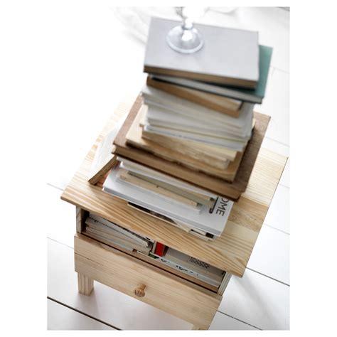 ikea bedside table tarva bedside table pine 48x62 cm ikea