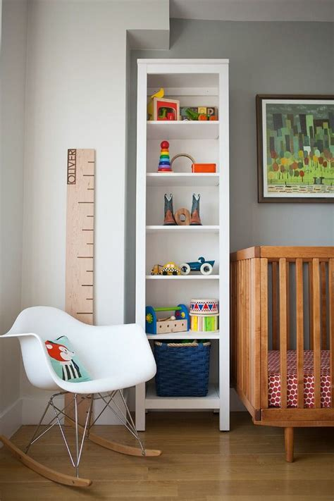 nursery room bookcase home decorating trends homedit