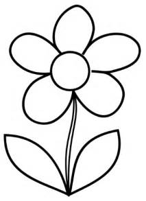Flower Template For Coloring by Free Printable Bursting Blossoms Flower Coloring Page