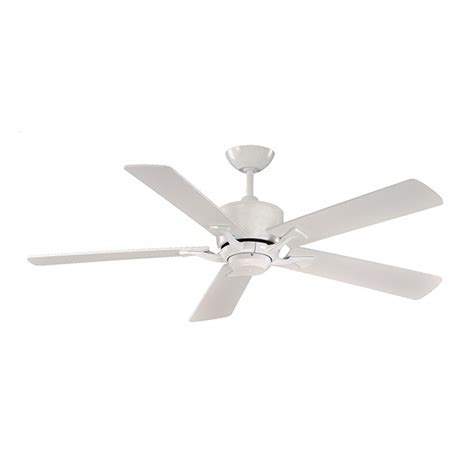 low energy ceiling fans fantasia delta 52 inch remote gloss white low