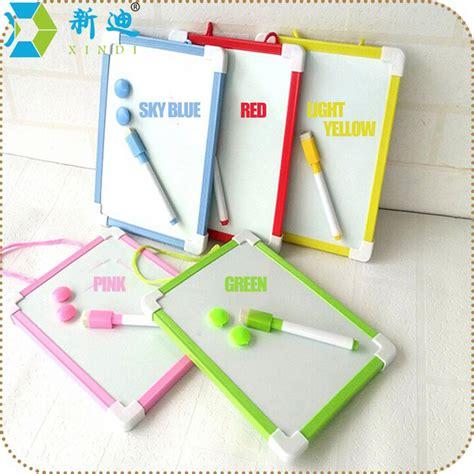 mini doodle board free shipping 2016 magnetic board wipe board mini