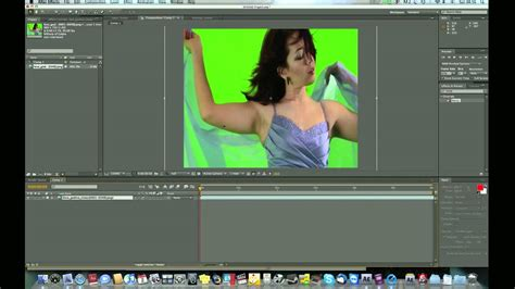 tutorial after effect green screen green screen after effects tutorial youtube
